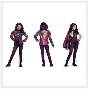Disney Descendants Mal Halloween Costume